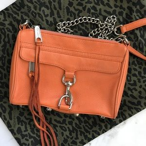 🌸 Rebecca Minkoff Mini Mac Crossbody Bag 🌸